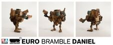 Épuisé RARE Ashley Wood 3 A ThreeA WWR Daniel Euro Bramble MK2 1/12 Scale Figure