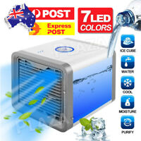 NEW Portable Mini Air Conditioner Cool Cooling For Bedroom Cooler Fan