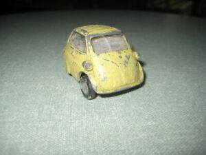 TRI-ANG SPOT ON 1:42 SCALE 118 B.M.W. ISETTA 4 RESTORATION £14.50 BUY-IT NOW