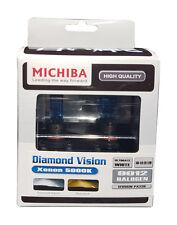 Michiba HIR2 (9012) 12v 55w 5000K Blue Diamond Vision Bulbs (White)