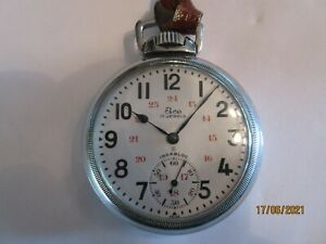 ELCO POCKET WATCH