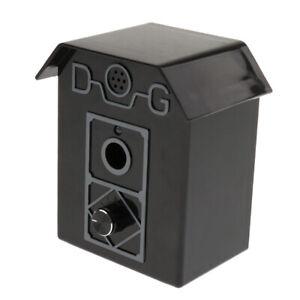Anti Bark Device, Ultrasonic Dog Bark Controller, Waterproof Outdoor Black