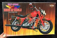 HARLEY DAVIDSON KING OF EAGLE ART MODEL  1/12  IMAI  MODEL KIT