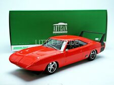 GREENLIGHT COLLECTIBLES 1/18 DODGE Charger Daytona - 1969 19004