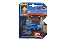 Dickie Toys 203131001 - Bob der Baumeister - Heppo (mit Freilauf) ca.7cm - Neu