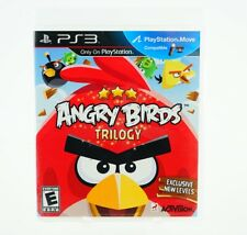 Angry Birds Trilogy: Playstation 3 [Brand New] PS3