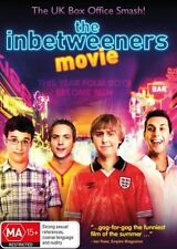 The Inbetweeners Movie (DVD + Digital ) Australian Edition BRAND NEW. Free Post