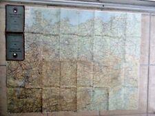 ALLEMAGNE 39-45 / GERMANY WW2 : CARTE ALLEMAGNE 1940 / DDAC / GERMAN CARD