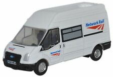 Oxford nft005 FORD TRANSIT Network RAIL 1/148 NUOVO in caso-t48