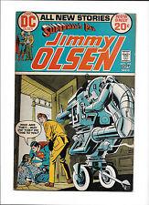 Superman'S Pal Jimmy Olsen #152 [1972 Gd-] Darkseid App!