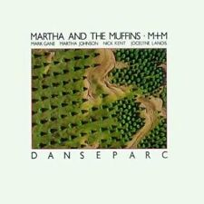Martha and The Muffins - Danseparc [CD]