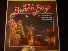 COFFRET  3 LP / The Beach Boys ‎– Good Vibrations