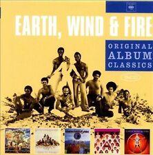 Original Album Classics [2011] [Box] by Earth, Wind & Fire (CD, Aug-2011,...