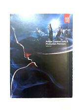 Adobe Creative Suite CS6 -  Production Premium - deutsche Vollversion Windows