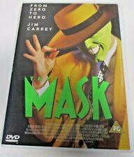The Mask DVD (2005) Jim Carrey, Russell (DIR) cert 12