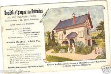 Publicité - cpa - Société d'Epargne des Retraites - PARIS (H9968)