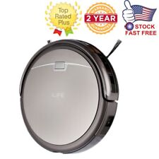 ILIFE A4S Automatic Smart Robot Vacuum Cleaner Carpet Floor Sweeper Cleaning US