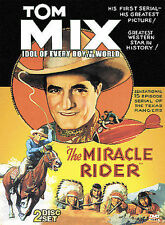 The Miracle Rider (DVD) - **DISC ONLY**