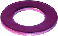 FLAT COPPER WASHER IMPERIAL 3/8 x 3/4 x 18g QTY 10