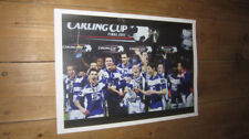 Birmingham City League Cup Winners 2011 New POSTER