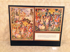 """Prints of """"British Empire"""" Panels Frank Brangwyn Royal Gallery House of Lords"""