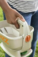 Scotts Wizz Hand-Held Spreader with EdgeGuard Technology - Apply Grass Seed