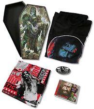 ROB ZOMBIE - HELLBILLY DELUXE 2 LTD  COFFIN BOX SET BANDANA SHIRT CD NEW MEDIUM