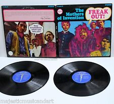 THE MOTHERS FREAK OUT! LP 1966 VERVE ORIGINAL STEREO HOT SPOTS FRANK ZAPPA RARE