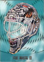 2002-03 Between the Pipes Masks II #17 Mike Dunham - NM-MT