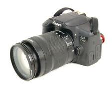 Canon 750D Digital Slr Camera 750D 24.2Mp Digital Slr Camera W/ 18-135mm