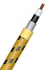 Sommercable CLASSIQUE gelb / NF-Kabel Meterware / warmer, druckvoller Klang