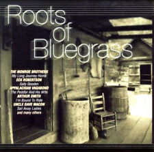 ROOTS OF BLUEGRASS * 24 Early Country Bluegrass Songs * New CD * Bill Monroe +