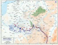 6x4 Gloss Photo ww1D8A World War 1 Maps Ww 1 09