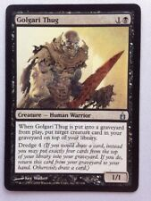 MTG, Golgari Thug, 4x4 ,Play Set, Ravnica City of Guilds, LP