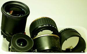 Aus Werkstattauflösung: Tamron 18-200 XR Di II in Teilen für Canon