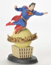 Superman Figurine 1996 DC Collection Hallmark In A Single Bound Modern Era