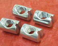 4 x M6 cross dowel tonneau nuts chaise lit lit boulons 14mm longueur centre thread