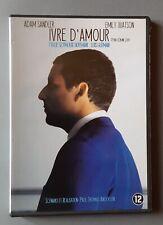 DVD IVRE D'AMOUR - Adam SANDLER / Emily WATSON / Philip SEYMOUR HOFFMAN