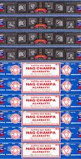 60gm Super Hit & 90gm Nag Champa Satya Sai Baba 10 Boxe 15gm / Box