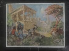 1929 China Picture PostCard Cover To Knoxville USA The Cariatides On The Acropol