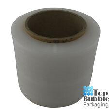 Clear Bundling Film - 100mm x 300m 20um 1 Roll FREE SHIPPING Stretch Wrap Small