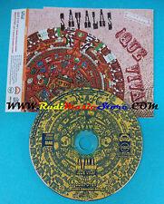 CD Singolo SAVALAS Que Viva UTS 00015 ITALY 1999 PROMO no mc lp vhs dvd(S23)