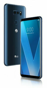 LG V30 H930 64GB Moroccan Blue Android Unlocked 4G/LTE Simfree