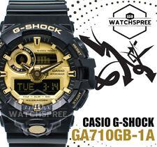 Casio G-Shock Based on GA-700 model Analog-Digital Watch GA710GB-1A