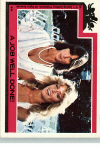 1977 CHARLIE'S ANGELS TRADING CARDS ASSORTED SINGLES U-PICK