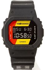 Casio G-Shock X The Hundreds 15th Anniversary 5600 Black Limited New DW5600HDR-1