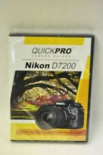 QUICKPRO DVD for Nikon D7200. New/Unopened