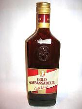 ORO Ambassadeur ORO drink aperetiv/VERMOUTH 80er anni 75cl 16% vol