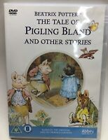 BEATRIX POTTER The Tale of Pigling Bland and Other Stories - DVD Used