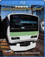 Tokyo The Yamanote Line BLURAY NEW- Shinkansen, Shinegawa, Shinjuku commuter